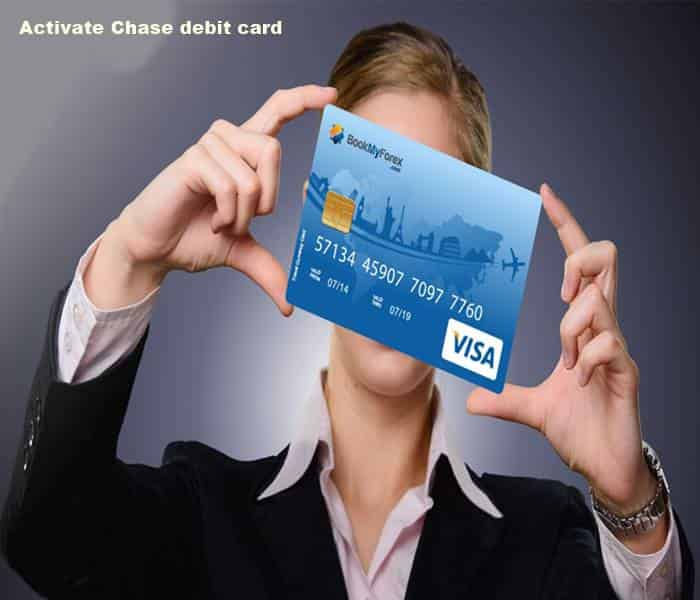 How to activate a chase credit card